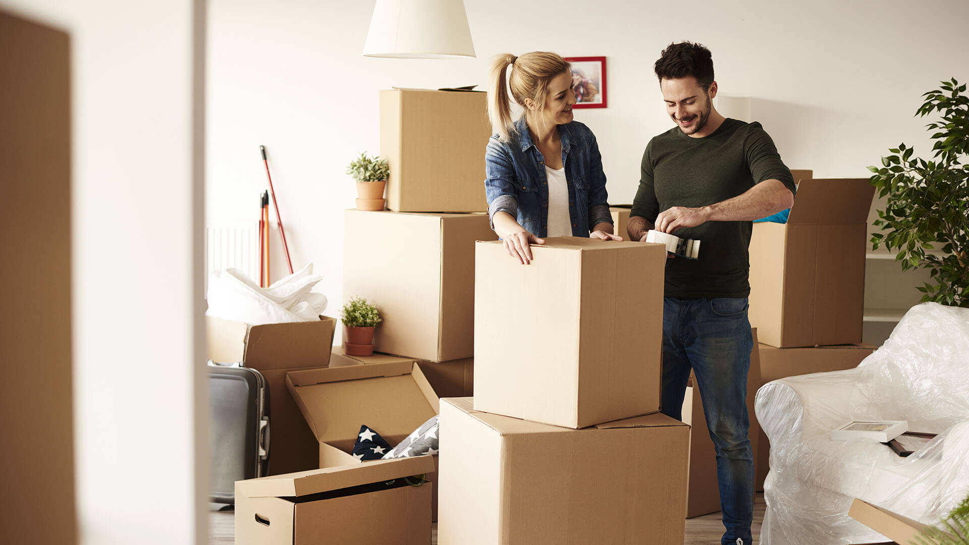 Relocation Movers Services