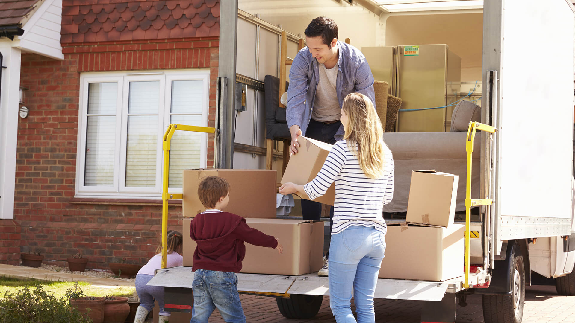Movers And Packers Services In USA